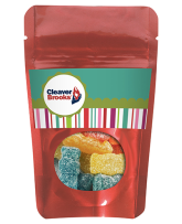 Custom Branded Candy Pouches - SourPatch Kids