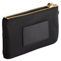 Tumi double zip pouch branded merchandise