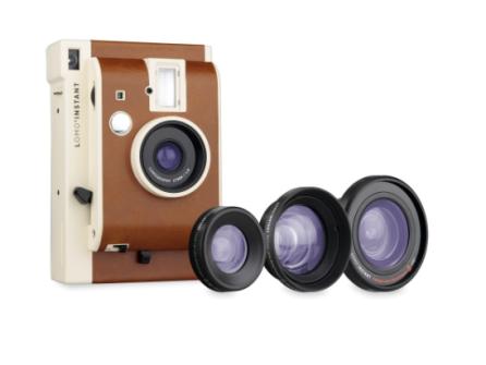 Lomo'Instant and Lenses (Sanremo Edition)