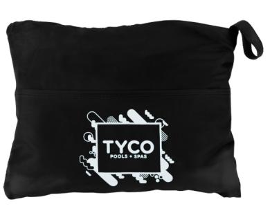 Packable Beach Blanket with Hidden Storage custom branded coolperx