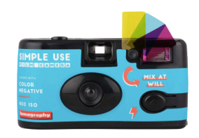 Custom giveaway branded camera Lomography Simple Use Camera